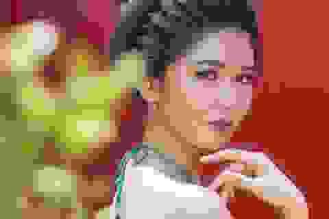 """Á hậu Thuỳ Dung hé lộ """"bí mật"""" giúp cô toả sáng tại HHVN 2016"""