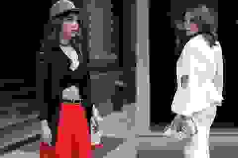 Gu chơi đồ hiệu cực chất của fashionista xinh như hot girl