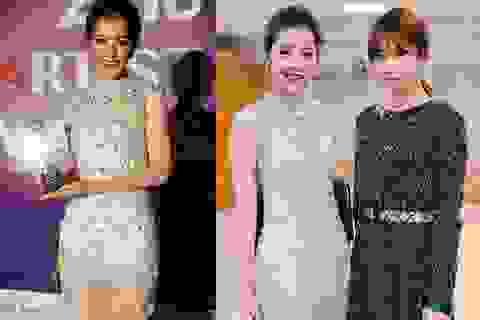 """Chi Pu thắng giải """"Ngôi sao mới châu Á"""", """"đọ sắc"""" Park Shin Hye"""