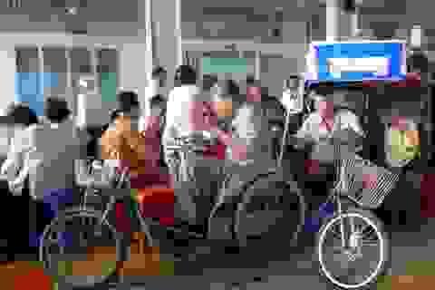 Giáng sinh ấm áp của những lương dân nghèo, khuyết tật