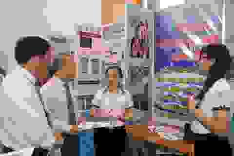 180 dự án tham gia tranh tài cuộc thi khoa học phía Nam