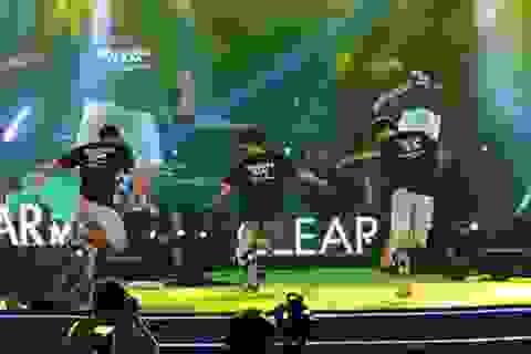 """Saigon Team vô địch cuộc thi """"Clear Men – Thử thách tâng bóng 24h"""""""