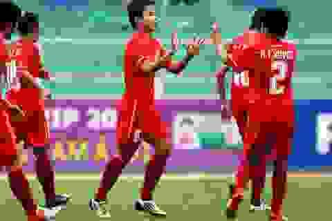 Đội tuyển nữ Việt Nam cần hiệu quả hơn