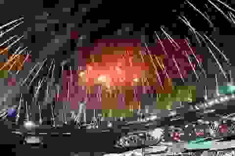 Truyền thông quốc tế đánh giá cao lễ khai mạc SEA Games 27