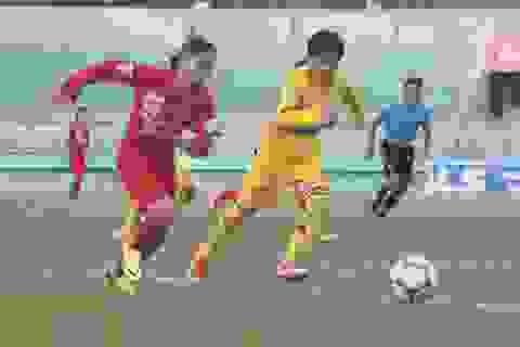 Đánh bại TPHCM, Hà Nam thể hiện khát vọng vô địch bóng đá nữ