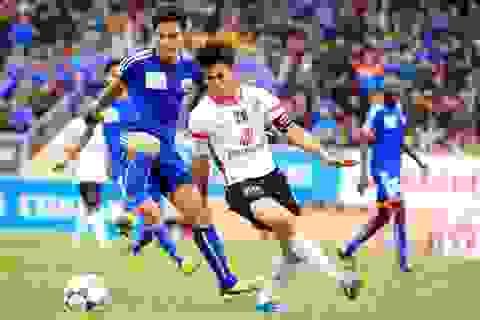Vòng 6 V-League 2014: Những hiện tượng và những cảnh bạo lực