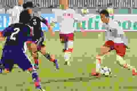 Những bài học xương máu đối với U19 Việt Nam