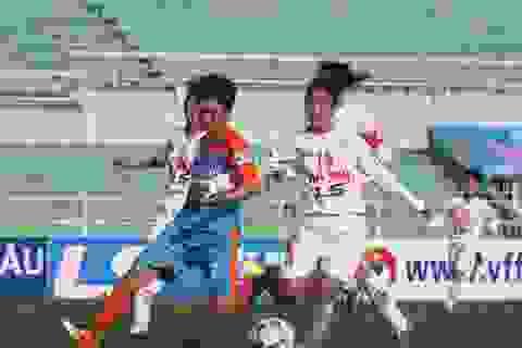 Hà Nam thắng trận thứ 4 tại giải bóng đá nữ VĐQG 2014
