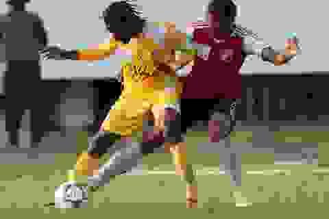 Vòng 15 V-League 2014: Thứ tự nhóm đầu khó đổi