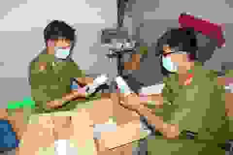 Thu giữ trên 2.000 sản phẩm thuốc bảo vệ thực vật không phép