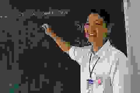 Thầy giáo vùng sâu tận tâm với nghề