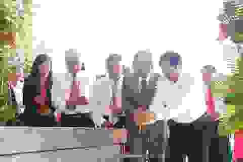 Lễ giỗ lần thứ 87 của cụ Nguyễn Sinh Sắc nhiều hoạt động văn hóa ý nghĩa