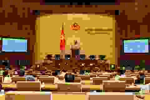 8 uỷ viên Bộ Chính trị làm uỷ viên Hội đồng bầu cử Quốc gia