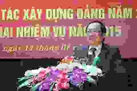 Nguyên Phó Chánh Văn phòng Trung ương Đảng làm Thứ trưởng Bộ Công an
