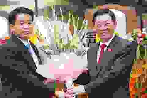Thủ tướng phê chuẩn tướng Nguyễn Đức Chung làm Chủ tịch Hà Nội