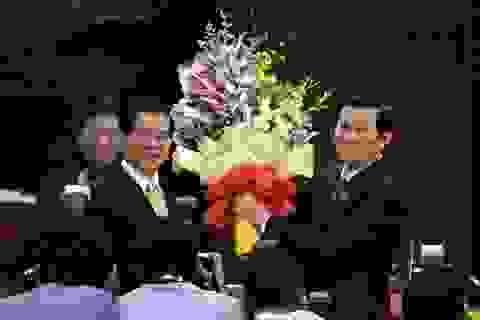 Trình Quốc hội miễn nhiệm Chủ tịch nước Trương Tấn Sang