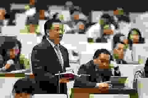 """Bộ trưởng Tài chính, lãnh đạo TPHCM tranh luận chuyện """"gà đẻ trứng vàng"""""""
