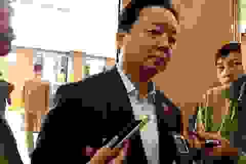 Bộ trưởng TN-MT nói về việc đổ 1,5 triệu m3 chất thải xuống biển