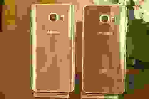 So kè bộ đôi Samsung Galaxy S6 edge+ và Galaxy Note 5