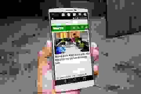 LG V10 xách tay đầu tiên về Việt Nam, giá 16,9 triệu đồng