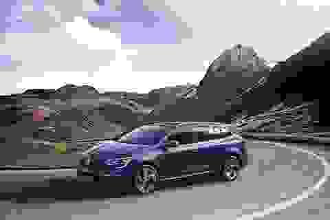 Renault Megane Estate sẵn sàng cho ngày ra mắt