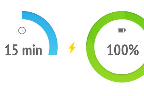 MWC 2016: Oppo trình diễn công nghệ sạc siêu nhanh trong 15 phút