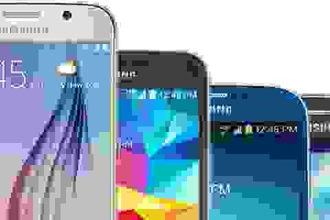 Galaxy S7/S7 edge – đối thủ nặng ký trên thị trường smartphone 2016