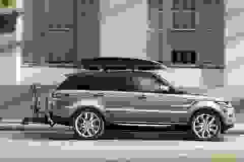 Range Rover là xe bị trộm nhiều nhất ở Anh năm 2015