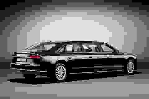 Chiếc Audi A8L limousine độc nhất vô nhị