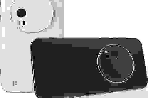 Asus Zenfone Zoom lên kệ, giá 13,5 triệu đồng