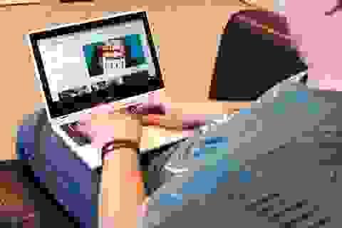 """Lần đầu tiên trong lịch sử, doanh số Chromebook """"đánh bại"""" Macbook"""