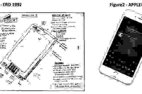 Apple lại bị kiện về việc xâm phạm bằng sáng chế