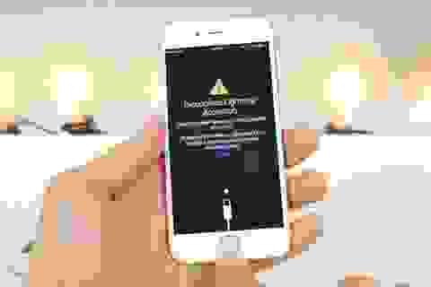 iOS 10 beta 3 lộ khả năng chống nước trên iPhone mới?