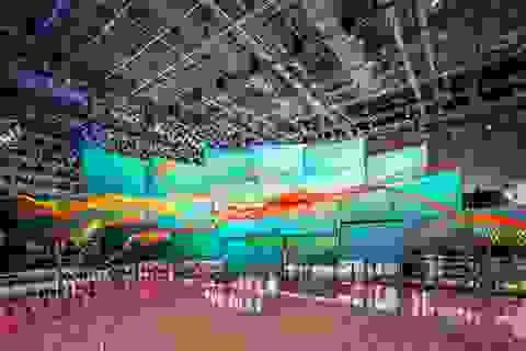 Samsung trình diễn công nghệ chấm lượng tử tại IFA 2016