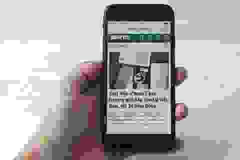 Mở hộp iPhone 7 màu đen mờ bản thương mại đầu tiên tại Việt Nam