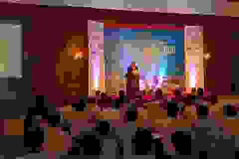 Microsoft giới thiệu giải pháp xây dựng đô thị thông minh tại  Vietnam ICT Summit 2016