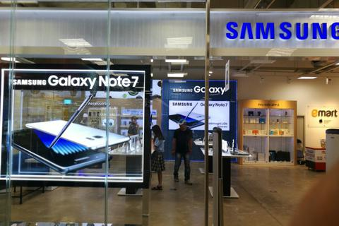 Nên dừng ngay việc giao dịch Galaxy Note7 tại Việt Nam!