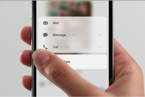 Một số thủ thuật ẩn dành cho 3D Touch trên iOS 10 mà bạn nên biết