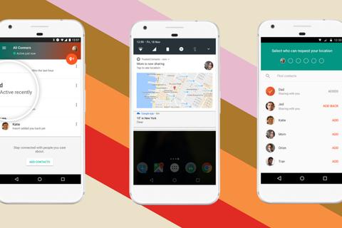 Google tung ứng dụng xác định vị trí người thân khẩn cấp cho Android