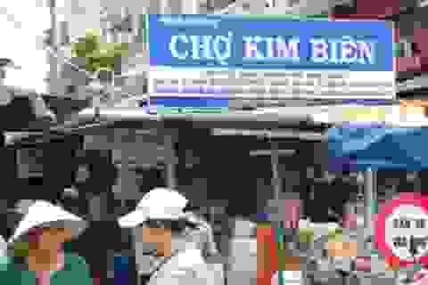 """Sẽ dẹp """"chợ thần chết"""" giữa lòng Sài Gòn"""