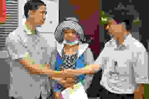 Sản phụ lâm trọng bệnh đã được về với con gái sinh non