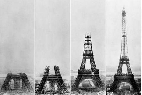 """Hình ảnh """"dở dang"""" của những công trình kiến trúc nổi tiếng (P1)"""