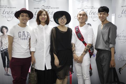 Top 5 Aquafina Pure Fashion 2015 thiết kế trang phục cho Sao Việt