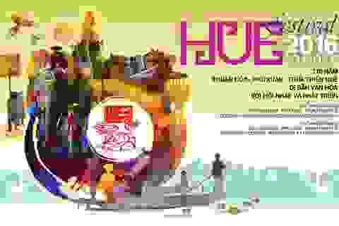Lan tỏa niềm tự hào miền Trung cùng Huế Festival 2016