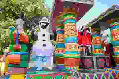 """Magic World 2016 – Lễ hội """"có một không hai"""" tại Thiên đường Bảo Sơn"""