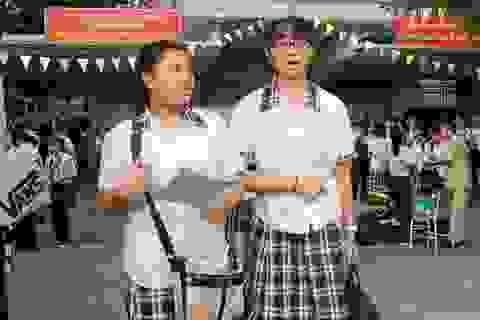 Sáng nay, gần 69.000 học sinh TPHCM bước vào thi lớp 10
