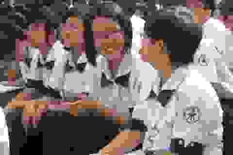 TPHCM tổ chức thi tuyển bổ sung học sinh lớp 10 chuyên