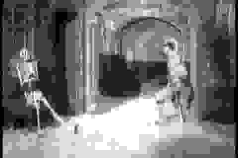 Có gì trong bộ phim kinh dị đầu tiên của thế giới?