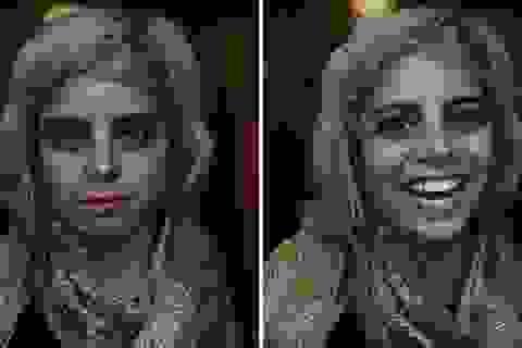 Thử nghiệm thú vị ghi lại phản ứng của mọi người khi được khen đẹp