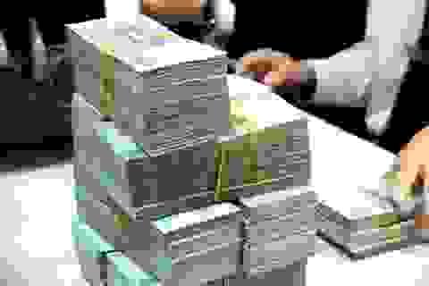Chi ngân sách vượt ngưỡng 1 triệu tỉ đồng